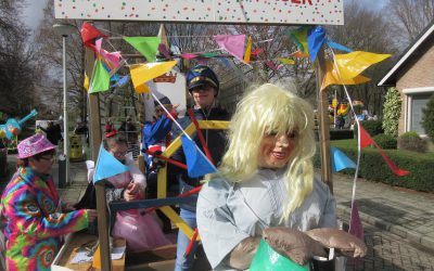 Carnaval, optocht
